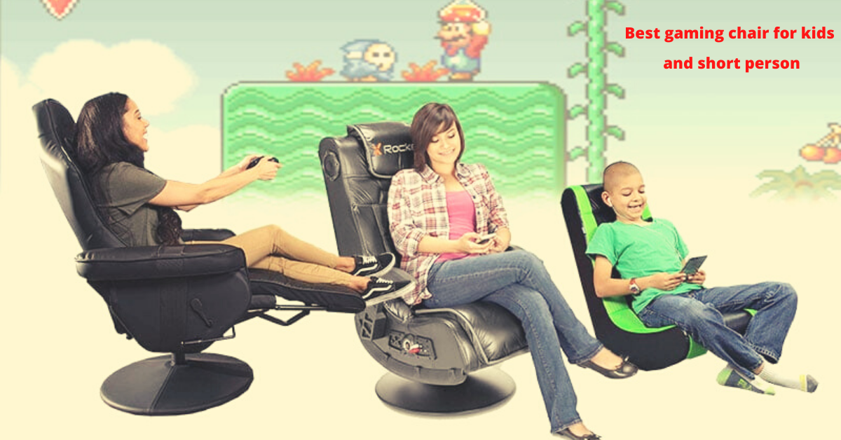 Picture of: Top 12 Best Gaming Chair For Kids And Short Person In 2020