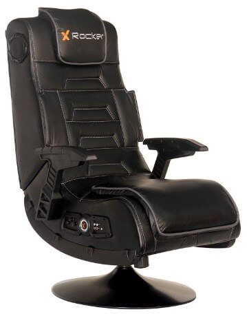 Gaming chair compatible with ps4