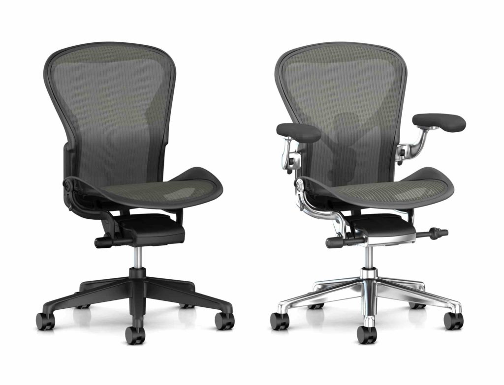 herman miller aeron chair reviews
