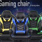 elecwish computer gaming chair review