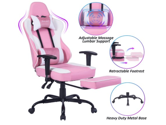 VON RAVER GAMING CHAIR REVIEW