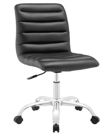 Best Armless Office Chairs under 100