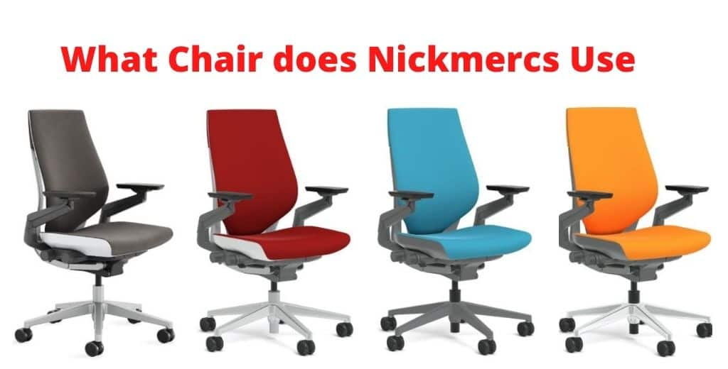 what chair does nickmercs use