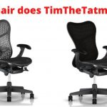 what chair does timthetatman use